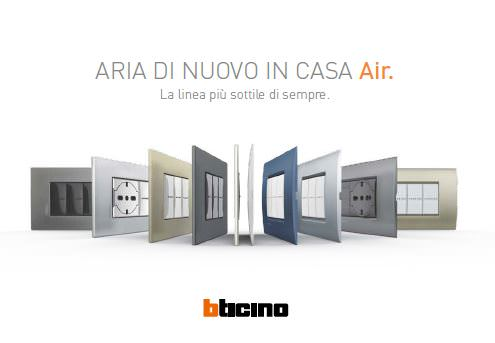 Catalogo Air 2017