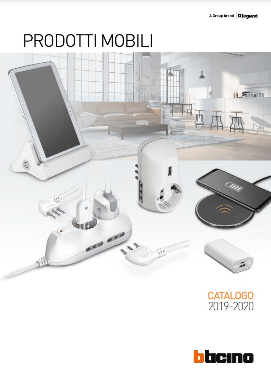 Catalogo prodotti mobili