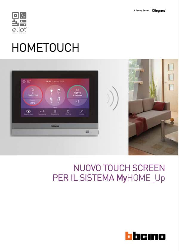 Brochure Hometouch