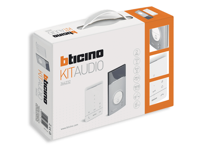KIT AUDIO