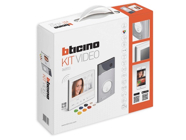KIT VIDEO WIFI