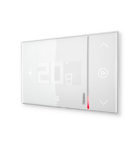 Termostato WiFi Smarther   Termostato Connesso Di BTicino