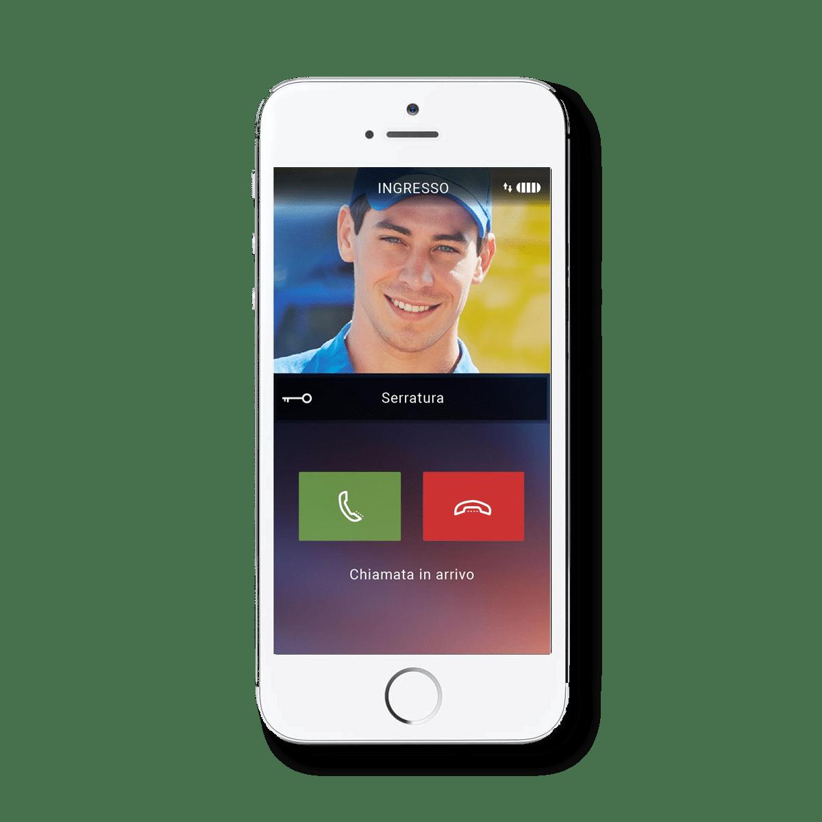 GESTISCI IL TUO VIDEOCITOFONO DA TELEFONO