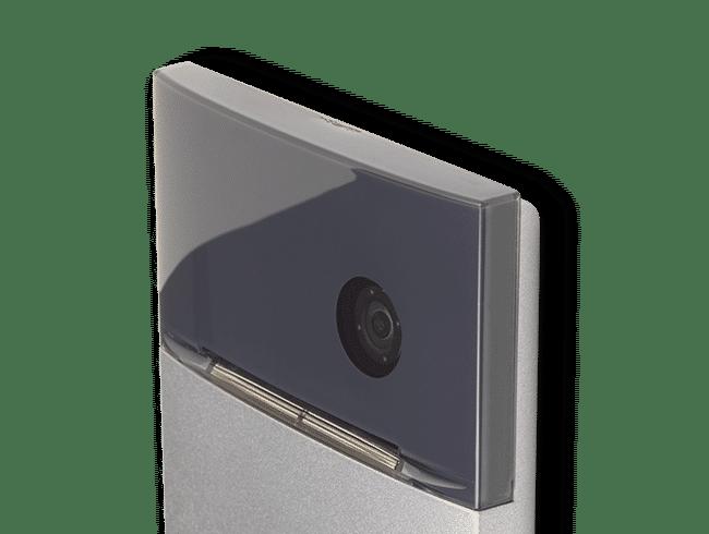 Citofono Esterno Moderno : Copertura in alluminio per citofono bricolageonline