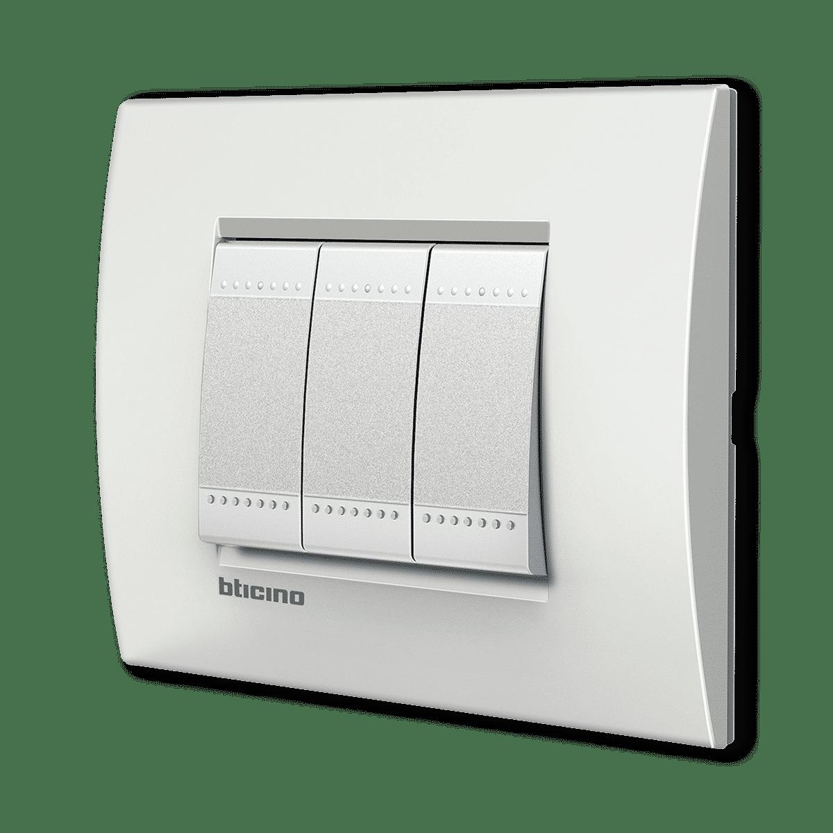 Livinglight Placca Elettrica Di Design Placche