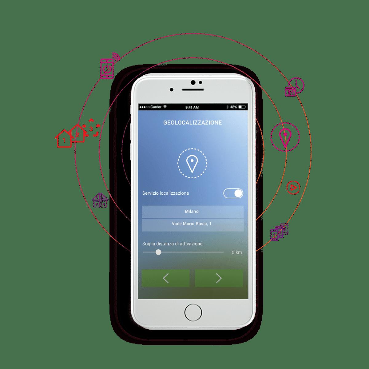 NUOVE FUNZIONALITÀ GESTIBILI DAL TUO SMARTPHONE