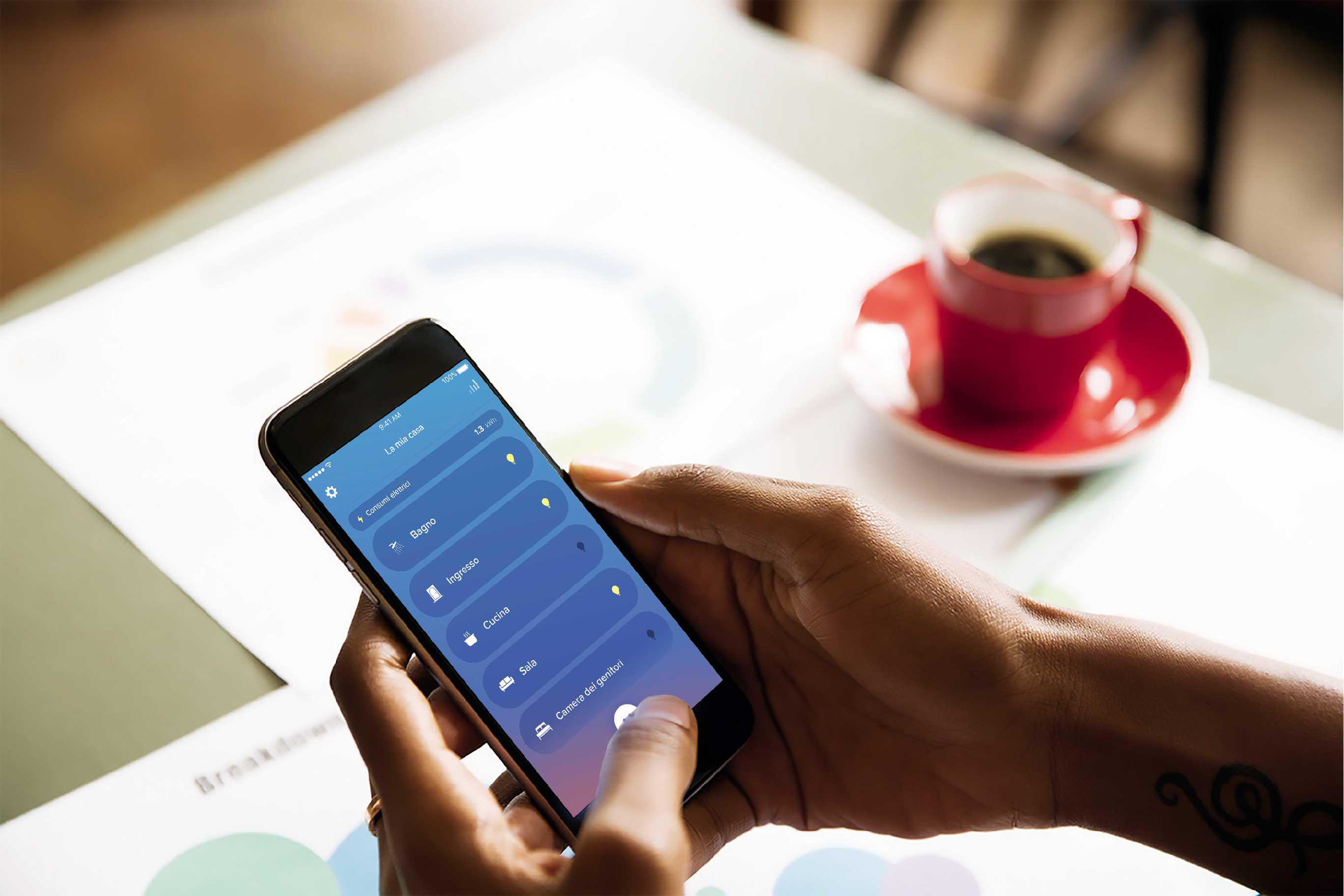 Living Now di BTicino unisce l'estetica alla tecnologia Smart