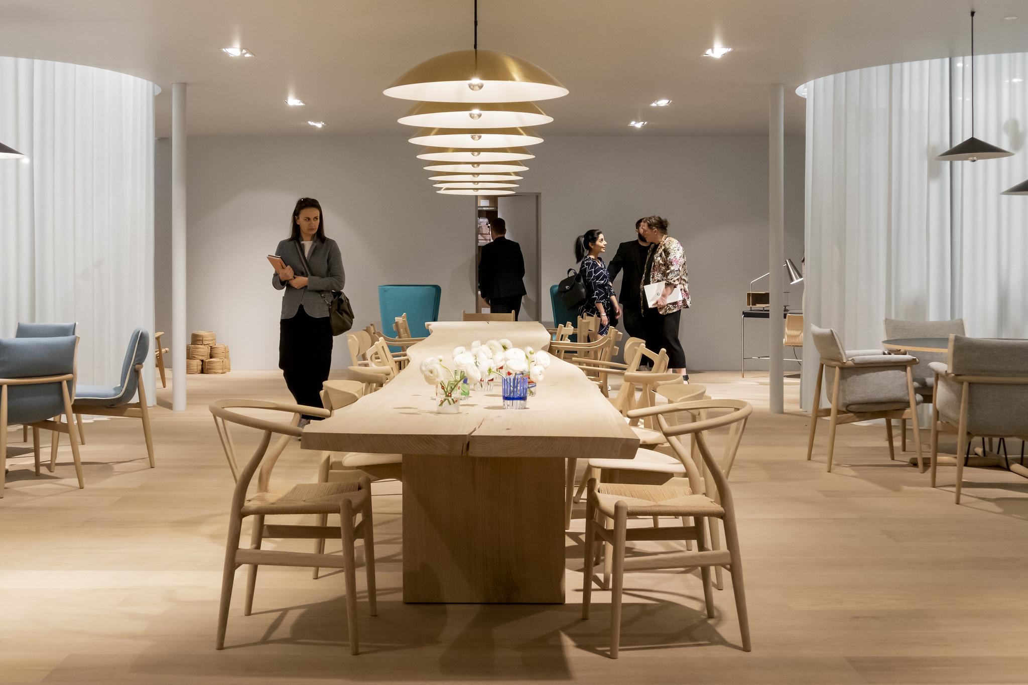 Salone del Mobile: arredare con il legno