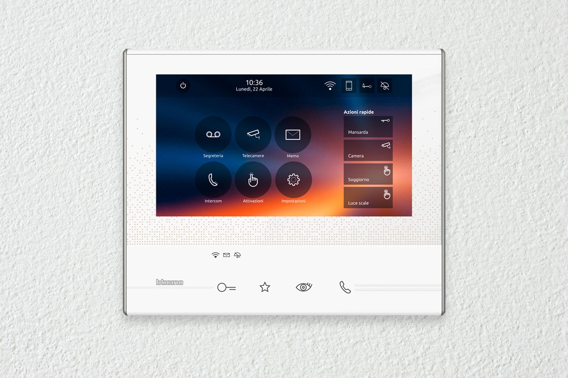 Soluzioni wireless per Smart Home
