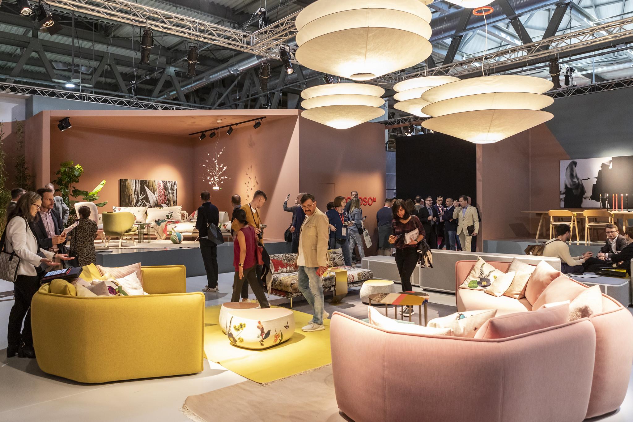 Milano Design Week 2019: colori e materiali d'arredo