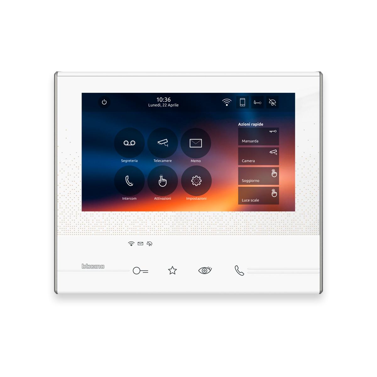 Videocitofono CLASSE 300 WIFI. Sempre connesso con la tua casa
