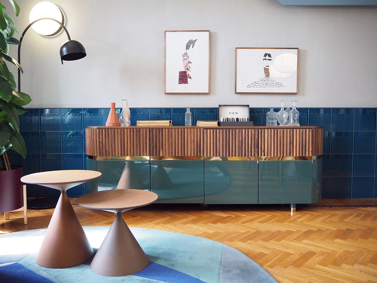 Living Now Apartment: dove l'arredamento di design incontra la tecnologia