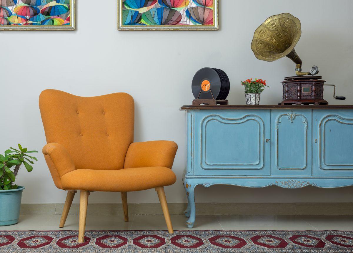 Oggettistica vintage: arredare casa tra nostalgia del passato e comfort contemporaneo