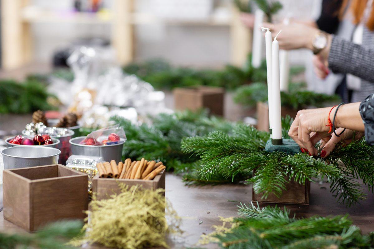 Tendenze Natale 2019: idee per addobbare la casa