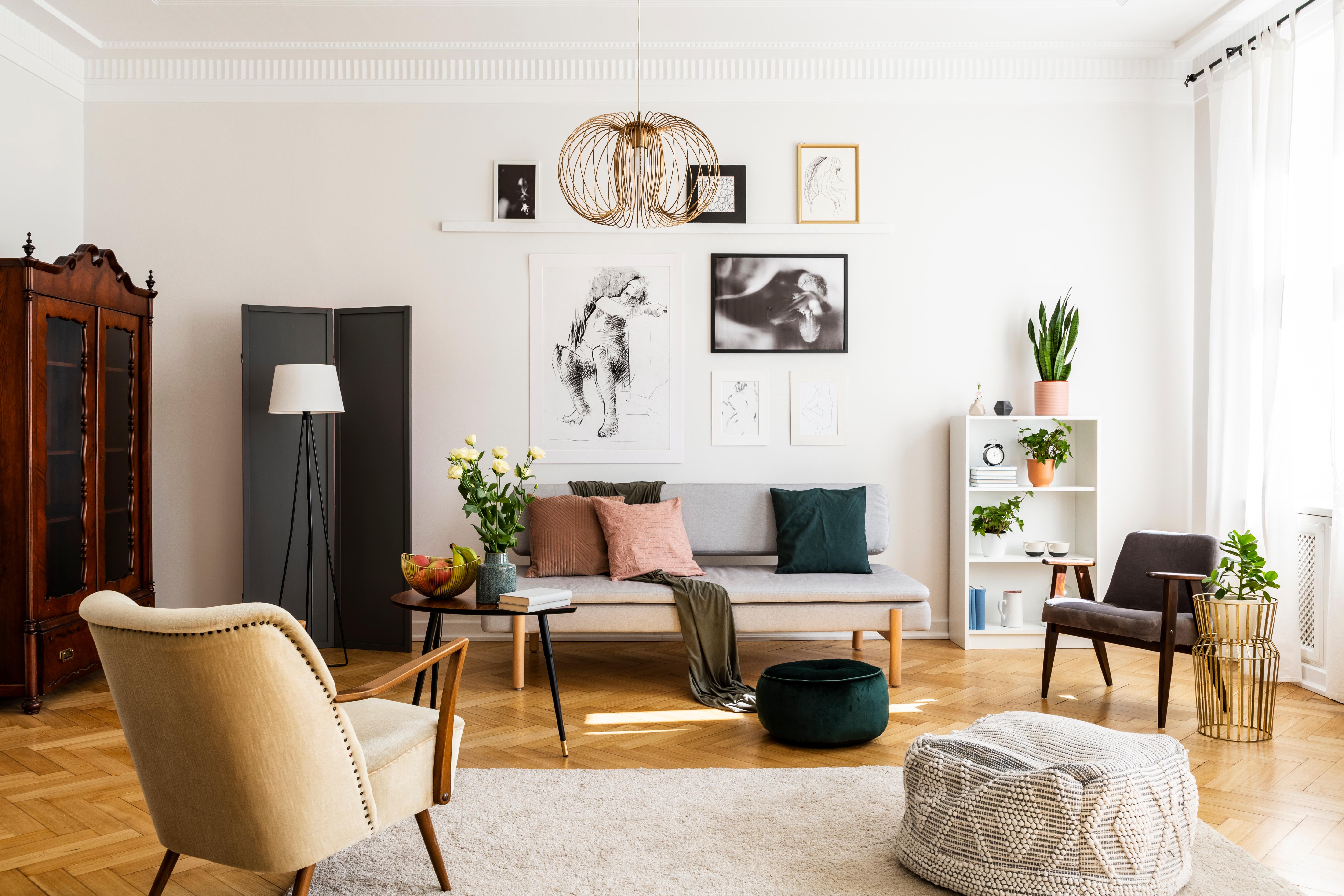 Arredamento per il soggiorno: 5 proposte a cui ispirarsi