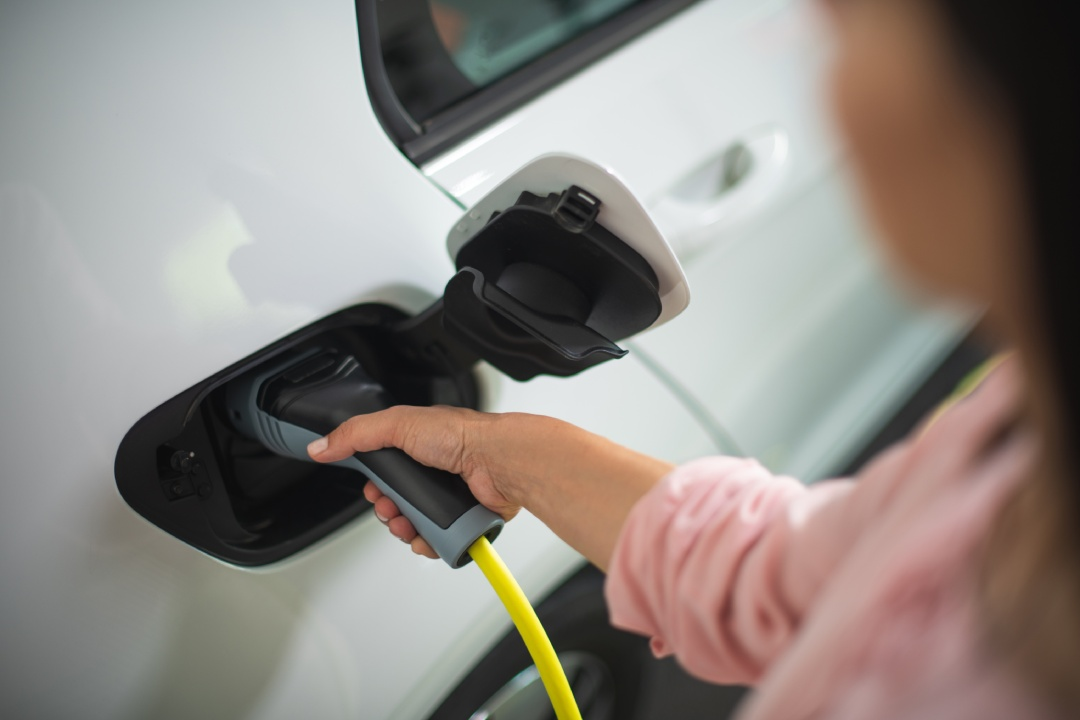 Ricaricare l'auto elettrica a casa